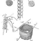 Louisa Keisker, Sallie Polle und Frederick Polle: Patent