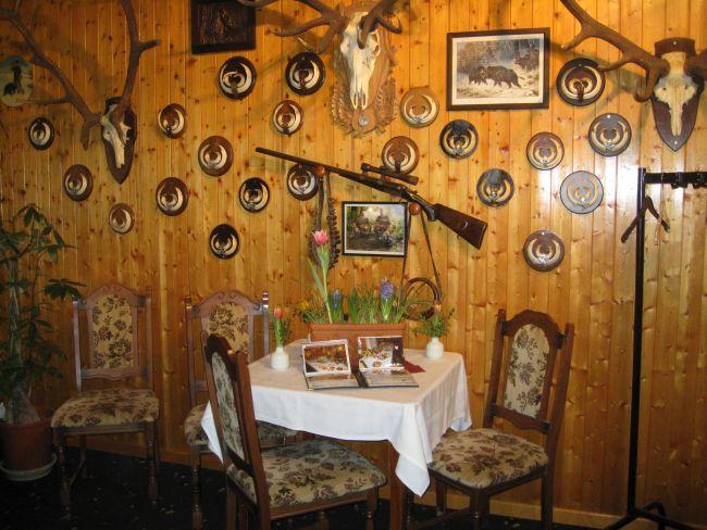 Jagdstube in Hohendorf