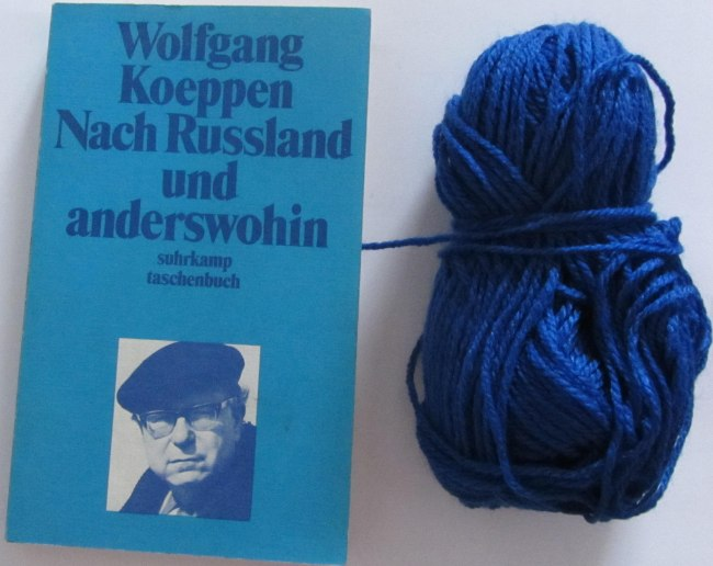 Suhrkamp-Bücher / Lit.Knit