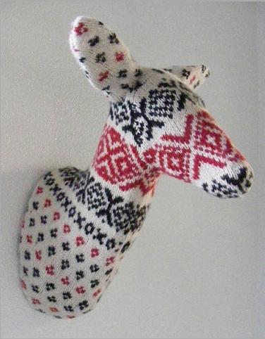Norweger-Hirsch von Rachel Denny