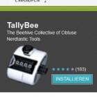 Tally Bee Reihenzähler