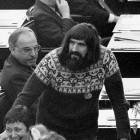 Walter Schwenninger und Helmut Kohl