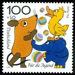 By Erna de Vries für das Bundesministerium der Finanzen und die Deutsche Post AG [Public domain], via Wikimedia Commons