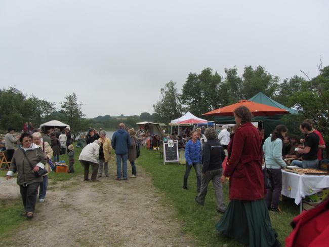Holunderblütenmarkt in Klein-Jasedow