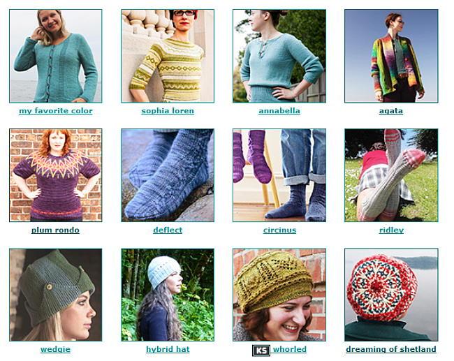 Knitty Fall 2013