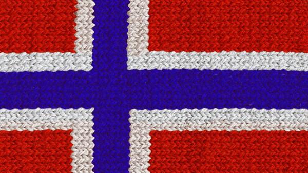 Norwegischer Tag des Strickens