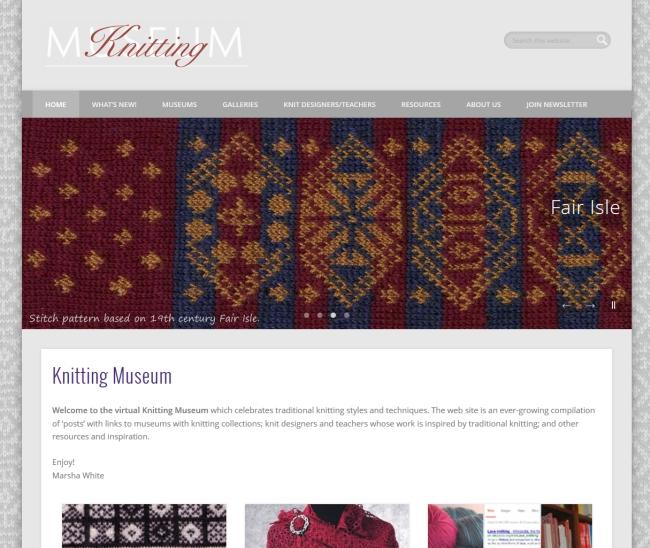 KnittingMuseum.com