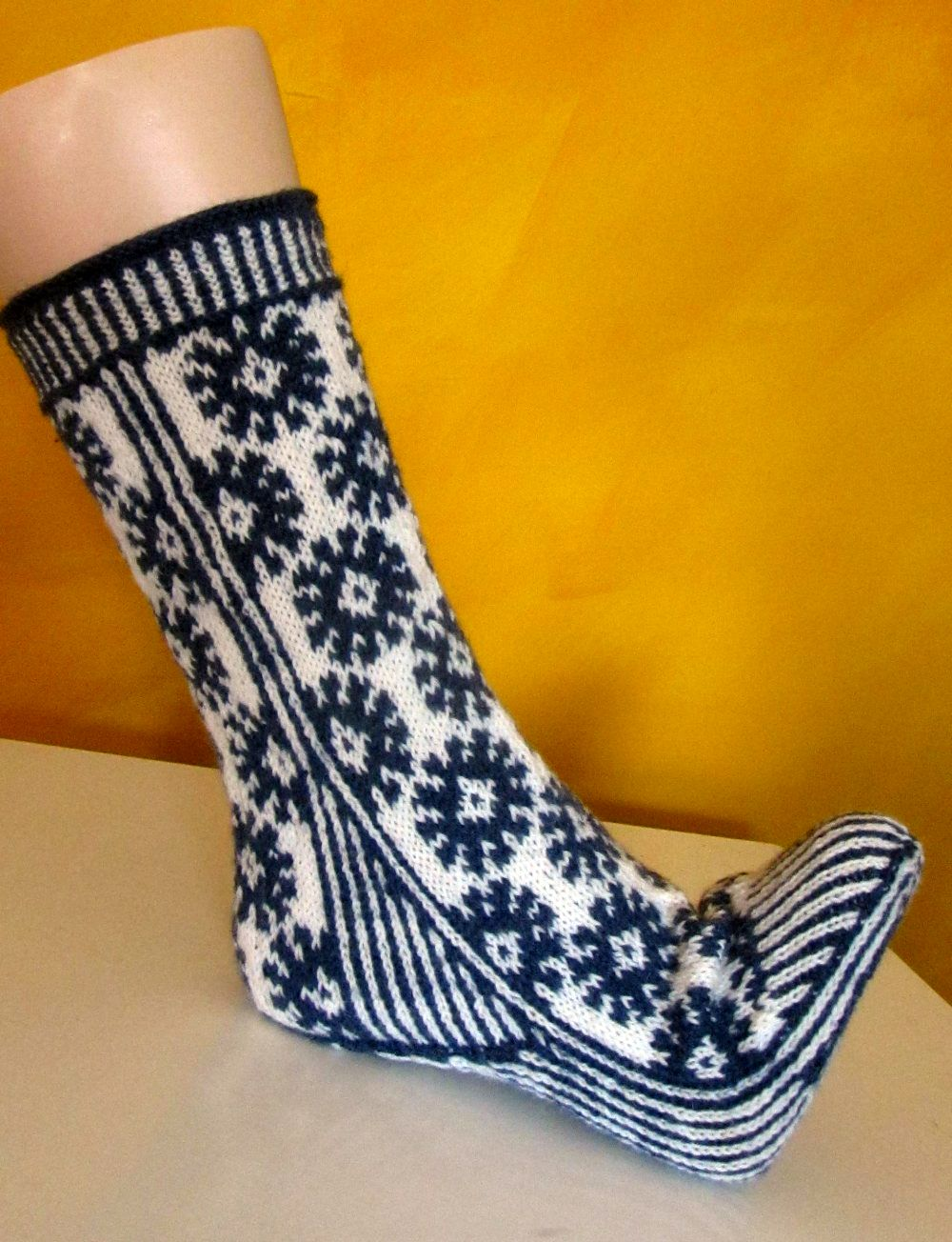 Starry Starry Nights Socks