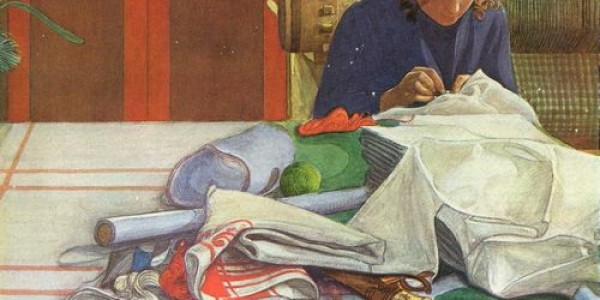Carl Larsson: Anna S.