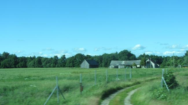 Litauische Landschaft