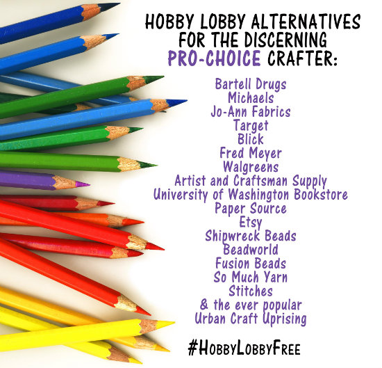 Stop Hobby Lobby