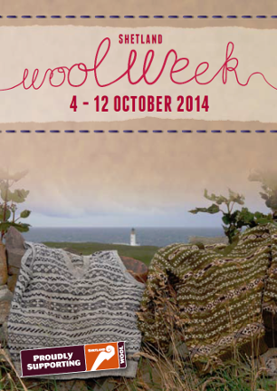 Shetland Wool Week 2014>
