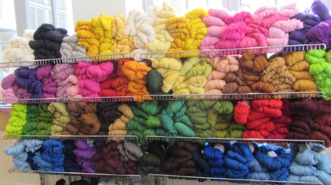 Limbazu Wolle