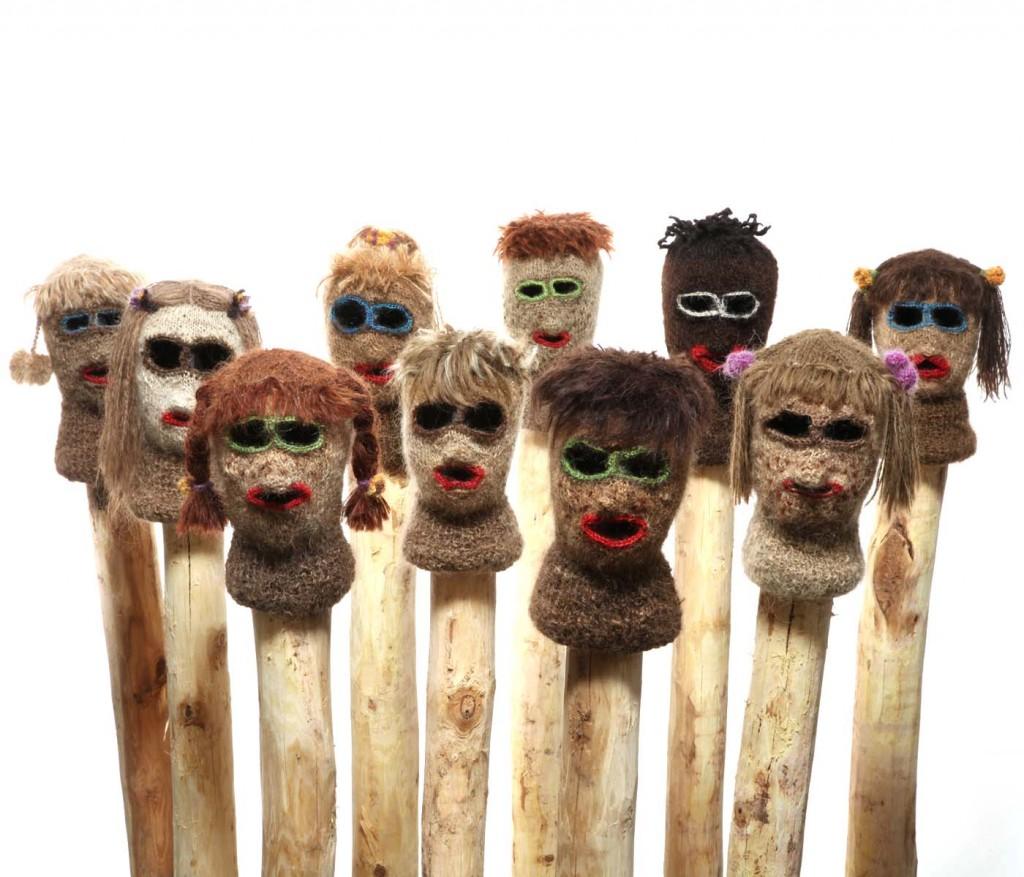 Chrystl Rijkeboer: Masken