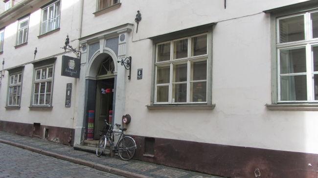 HobbyWool in der Rigaer Altstadt