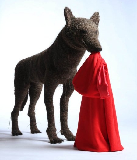 Chrystl Rijkeboer: Wolf