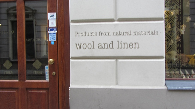 Wool and Linen Shop