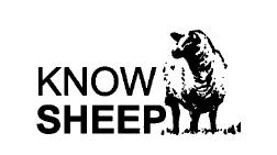 Logo des KnowSheep-Projektes