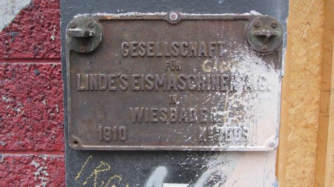 Gesellschaft für Lindes Eismaschinen in Wiesbaden