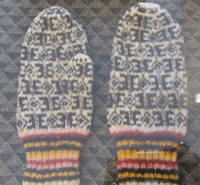 Litauische Handschuhe