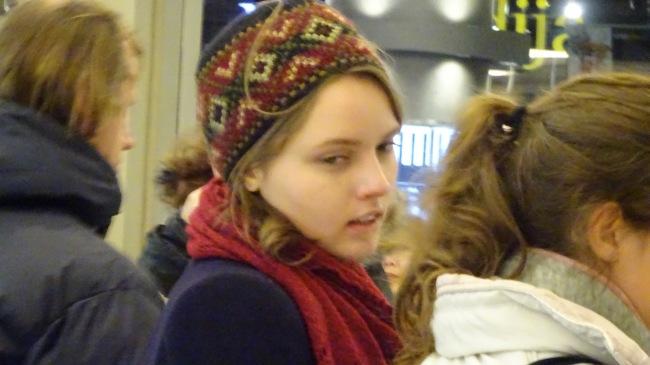 junge Frau aus Riga