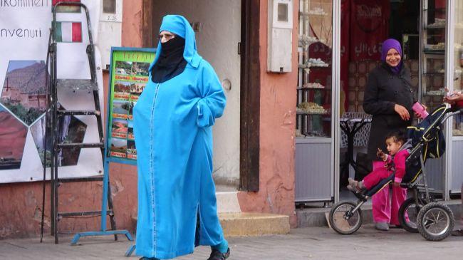 In der Rue du Kasbah