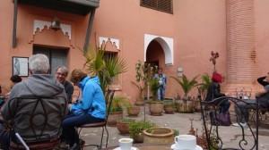 Café des Musée de Marrakech
