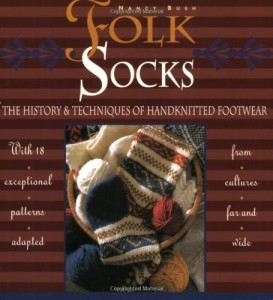 Nancy Bush: Folk Socks, Erstauflage 1994