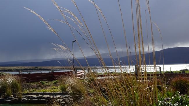 Houton Bay an der Bucht von Scapa Flow