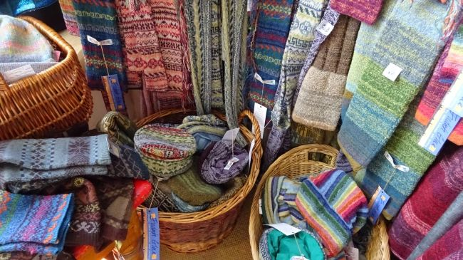 Kirkwall, Judith Glue Knitwear