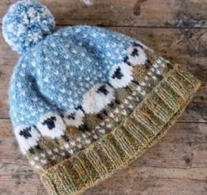 Shetland WoolWeek 2015 hat