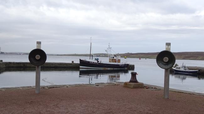 The Shetland Receiver - Sound Installation