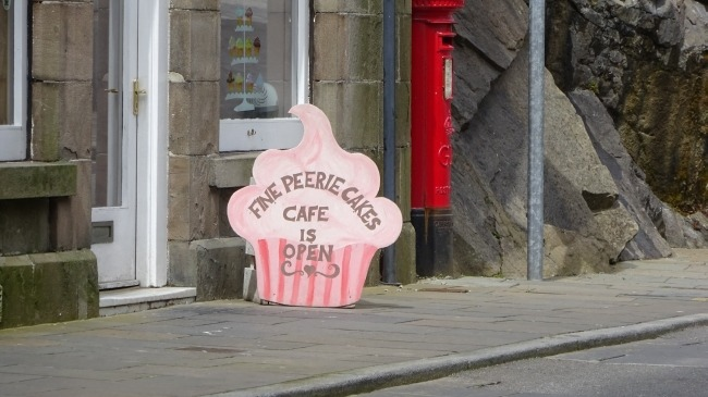 Fine Peerie Cake Shop