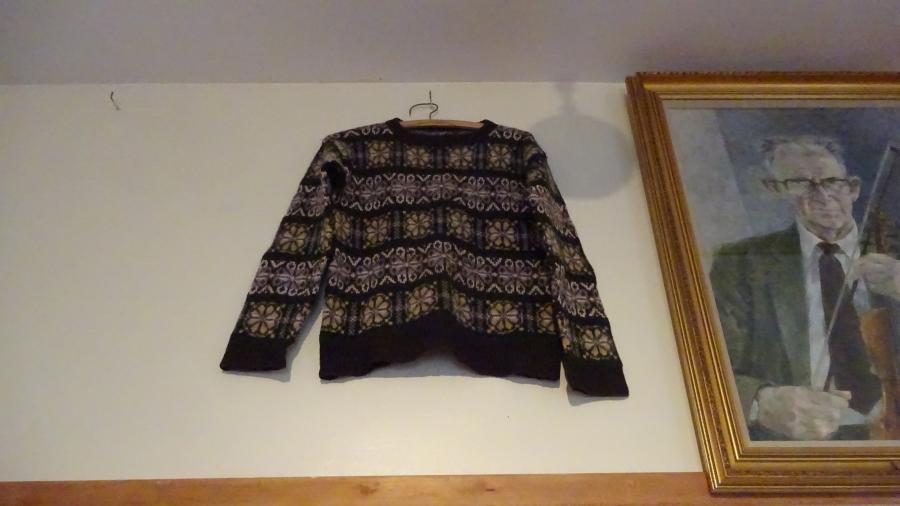 Ein FairIsle Sweater