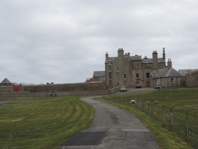 Ein Landhaus von Prinz Charles