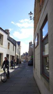 Victoria Street in Stromness