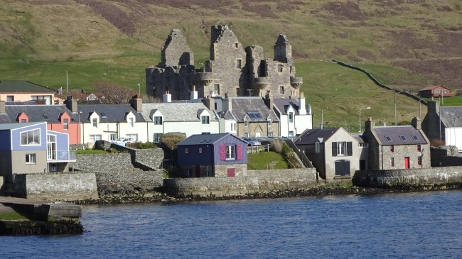 Castle of Scalloway