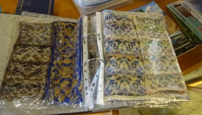 Tangwick Haa Museum: Vera Hawick's Patterns