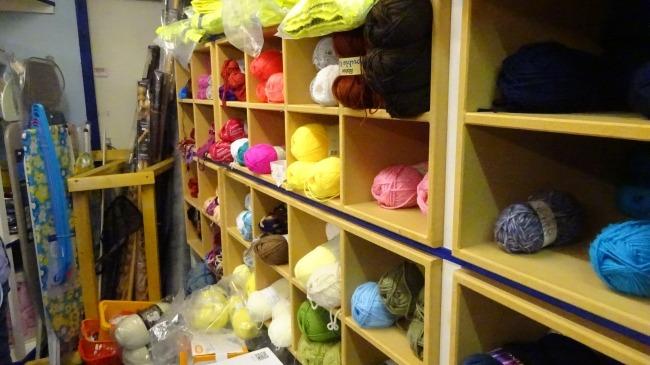 Wollecke im Aywick Shop