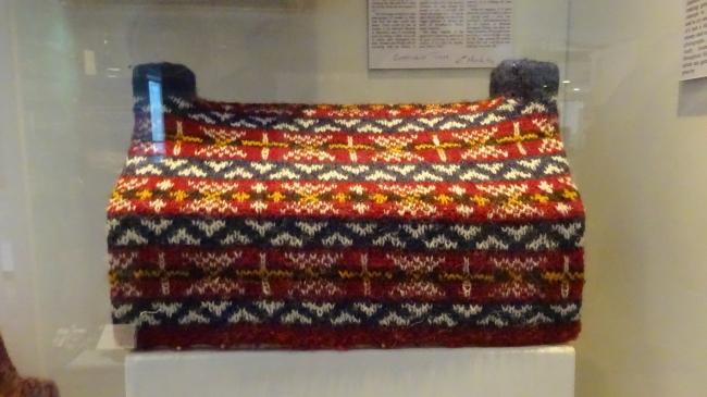 Nachlese: Ein Projekt im Shetland Museum