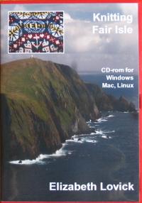 Elizabeth Lovick: Knitting Fair Isle
