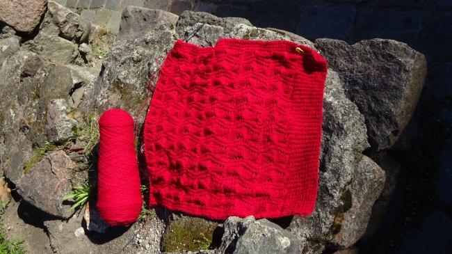Klippan-Saule-Schal