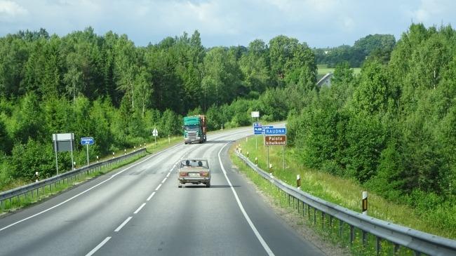 Auf dem Lande in Estland
