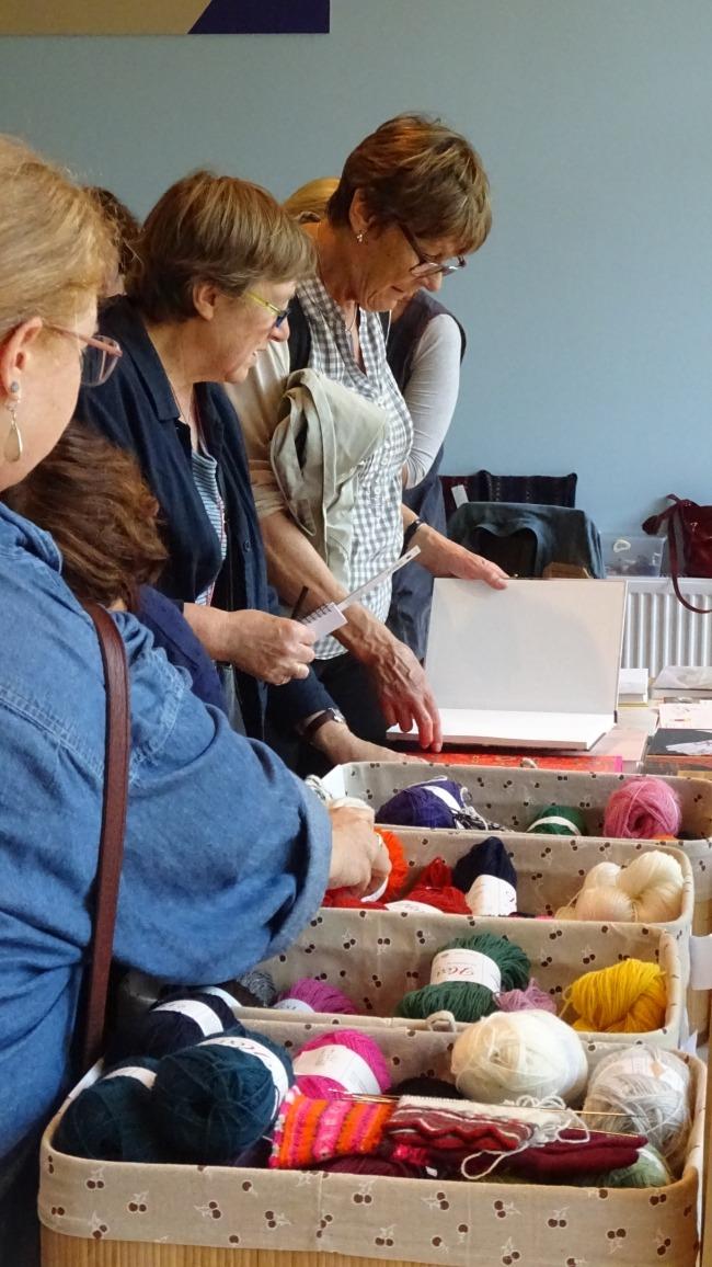 """Der """"Craft Market"""" am Mittwoch"""