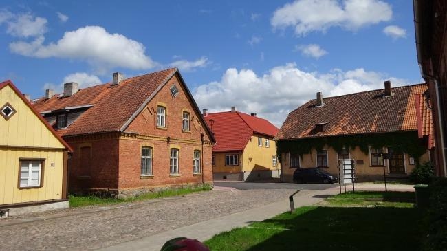 Craft Camp, 7.7, Heimtali und Viljandi