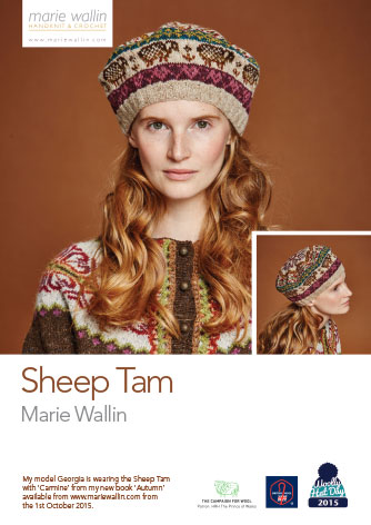 Marie Wallin: Sheep Tam