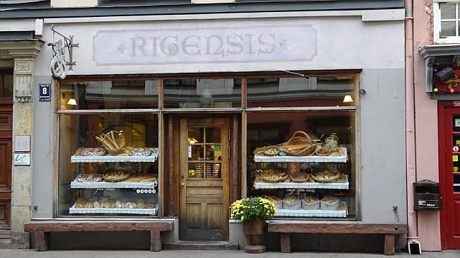 Cafe Rigenses in der Tirgonu Iela