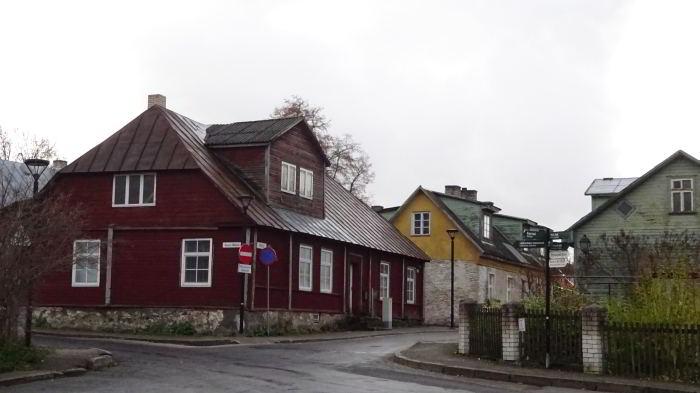 In Haapsalu