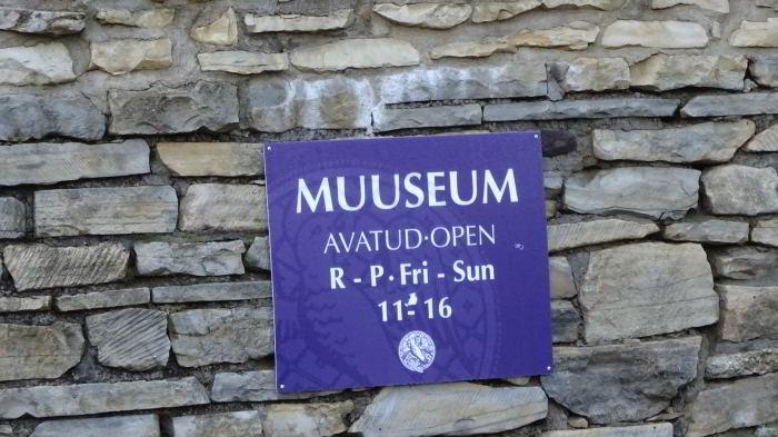 Burgmuseum von Haapsalu