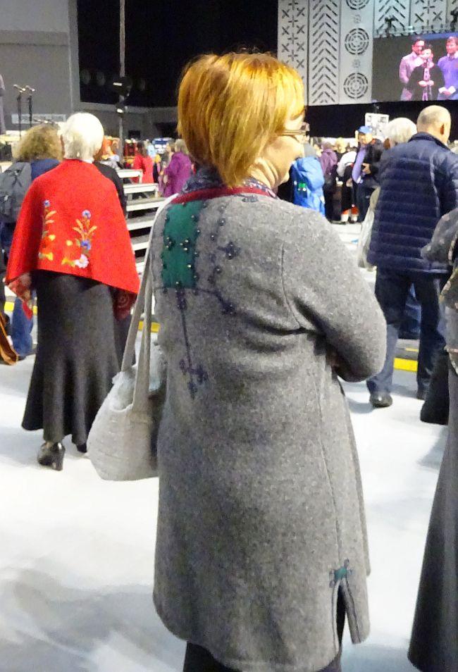 Estnischer Mantel